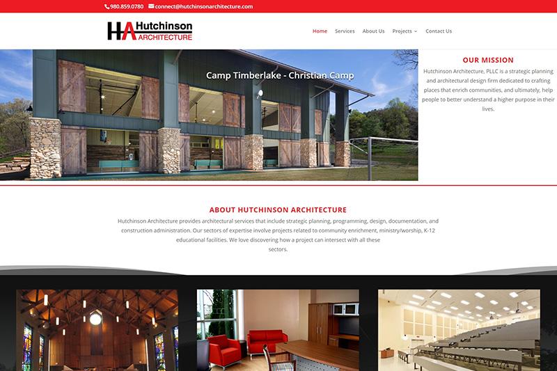 hutchinson architect desktop large portfolio
