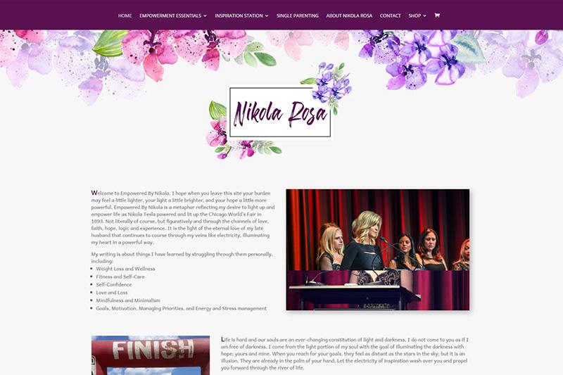 nikola rosa desktop large portfolio