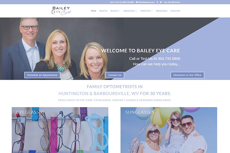 bailey eyecare desktop large portfolio