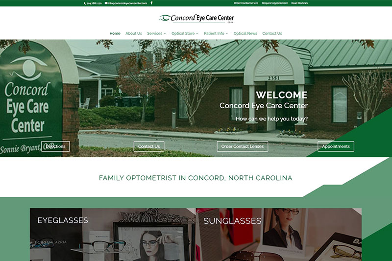 concord eye care desktop large portfolio